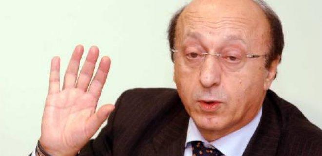 Luciano Moggi ex DG Juventus