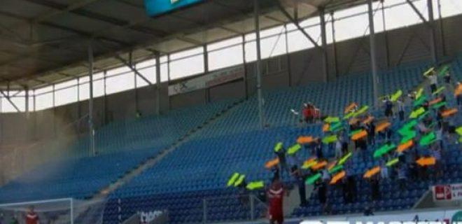 Magdeburgo tifosi