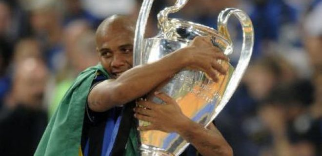 Maicon Champions League