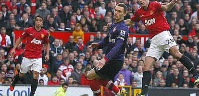 ManUtd-Arsenal 2-1