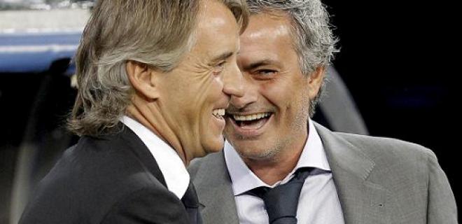 Mancini Mourinh