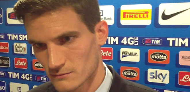 Marco Andreolli mixed zone