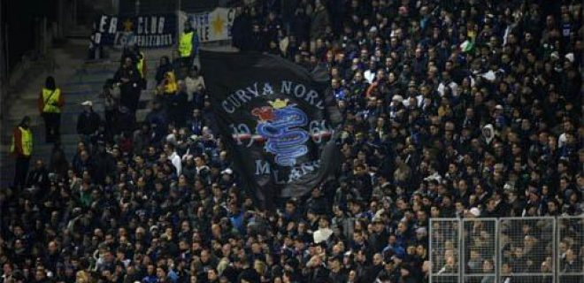 Marsiglia-Inter tifosi nerazzurri