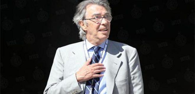 Massimo Moratti USA