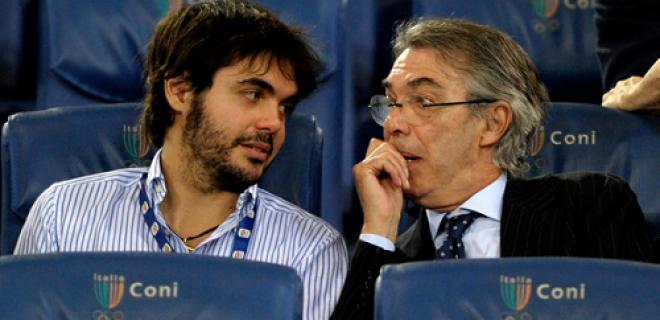Massimo e Angelomario Moratti