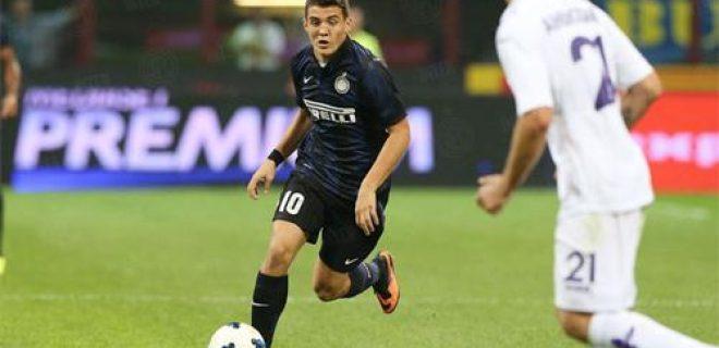 Mateo Kovacic Inter-Fiorentina