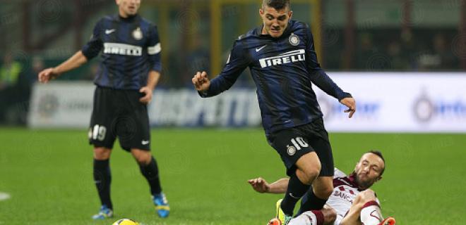 Mateo Kovacic Inter-Livorno