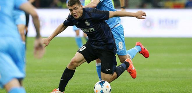 Mateo Kovacic Inter-Napoli