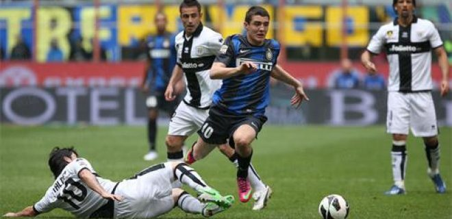 Mateo Kovacic Inter-Parma
