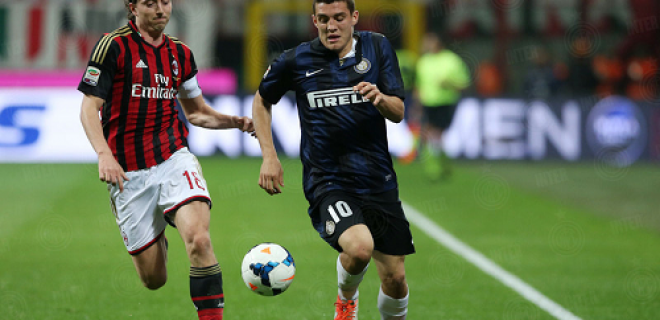Mateo Kovacic Milan-Inter