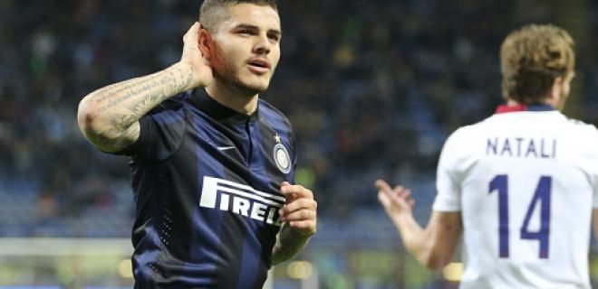 9. Mauro ICARDI - 1 gol ogni 145 minuti