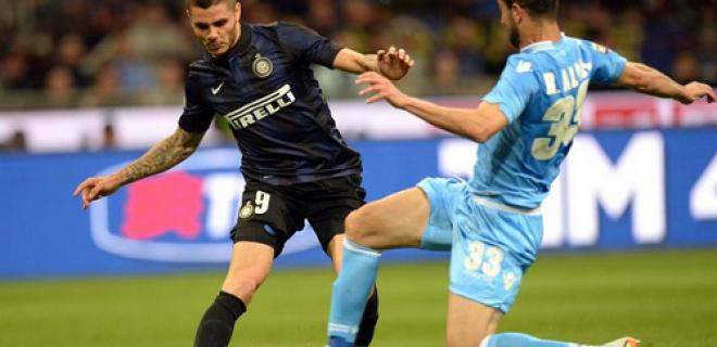 Mauro Icardi Inter-Napoli