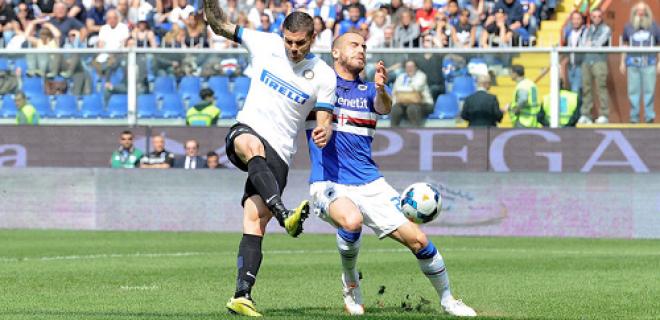 Mauro Icardi Sampdoria-Inter