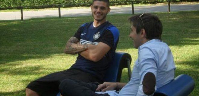 Mauro Icardi intervista