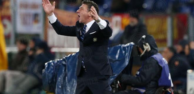 Mazzarri Roma-Inter