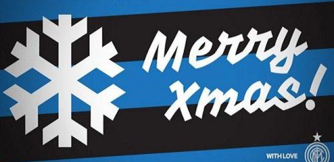 Merry Christmas 2013 - Buon Natale 2013 Inter