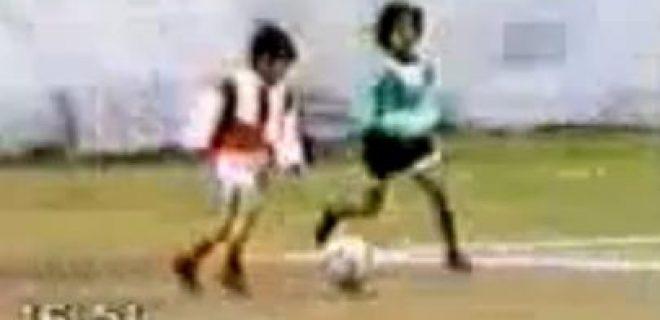 Messi 5 anni