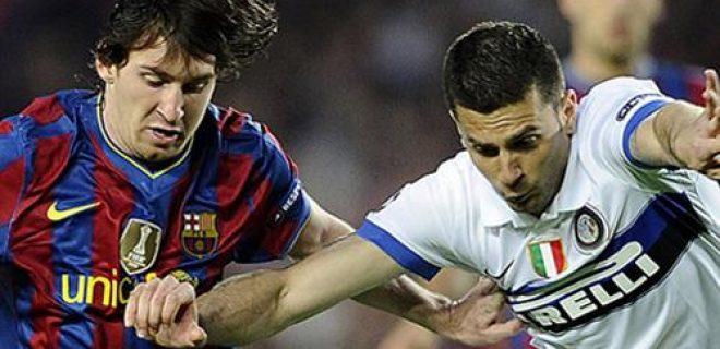 Messi-Thiago Motta