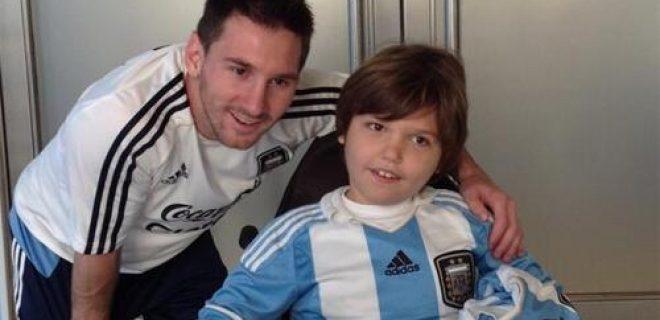 Messi - Valentino Zegarelli
