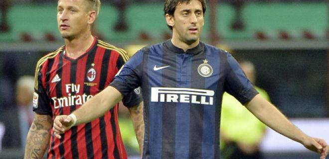 Mexes Milito Milan-Inter