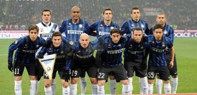Milan-Inter foto squadra