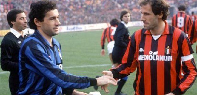 Milan-Inter precedenti