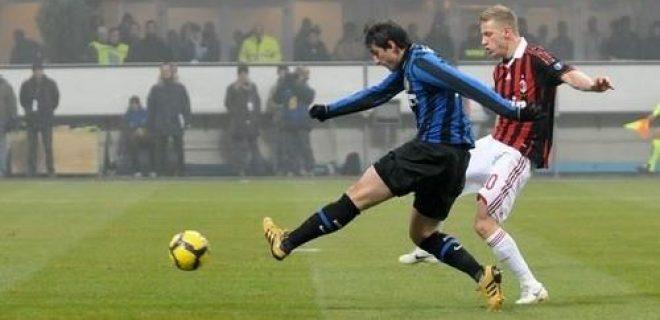 Milito-Abate derby 2010