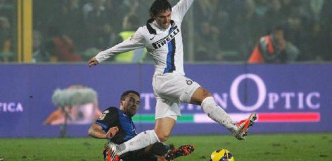 Milito Atalanta-Inter