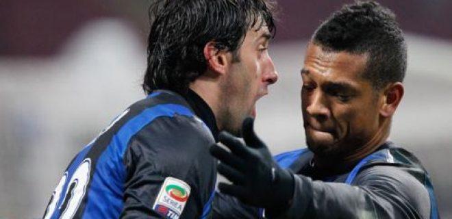 Milito Guarin Inter-Napoli
