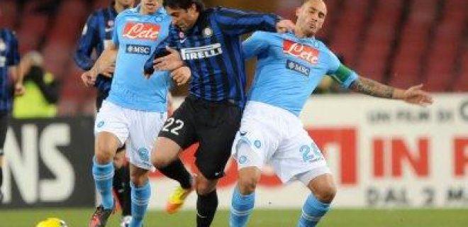 Milito Napoli-Inter