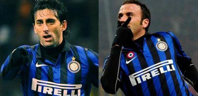 Milito Pazzini Inter-Lazio