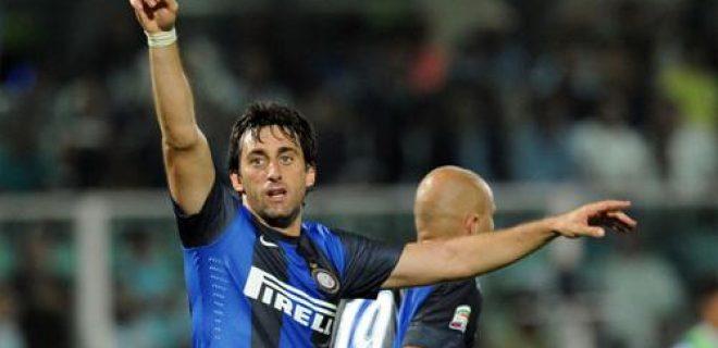 Milito Pescara-Inter
