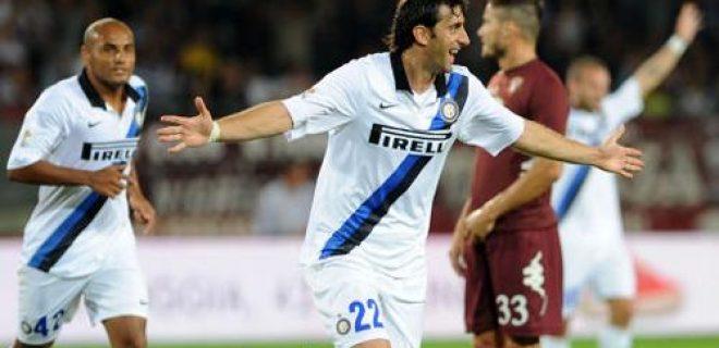 Milito Torino-Inter