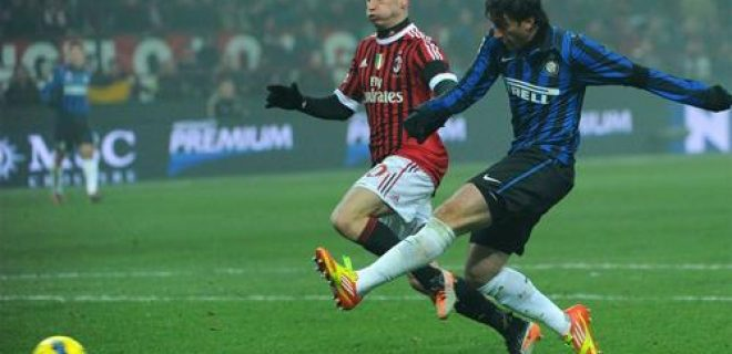 Milito derby Abate