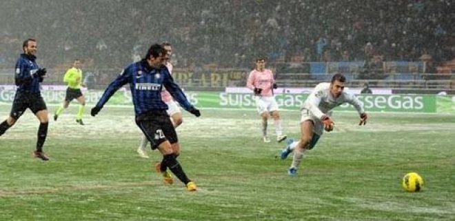 Milito gol Inter-Palermo