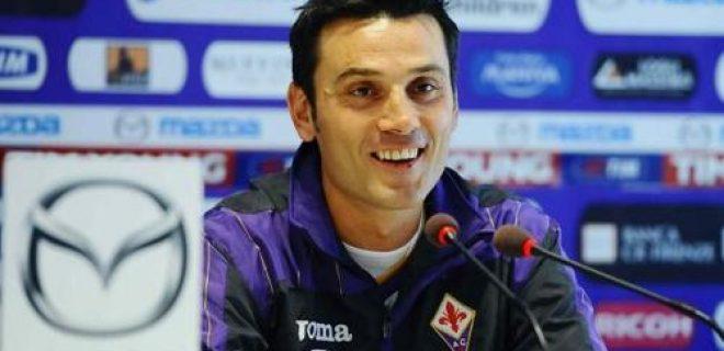 Montella Fiorentina conferenza