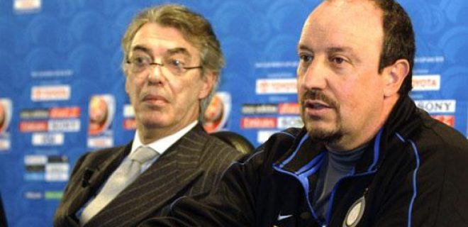 Moratti Benitez