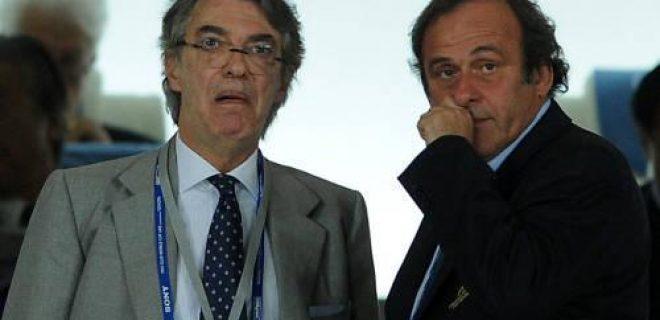 Moratti-Platini