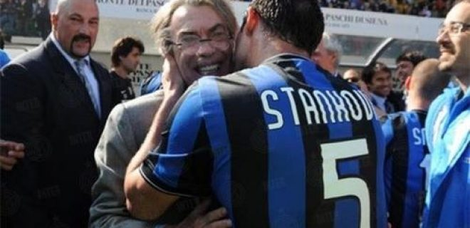 Moratti ringrazia Stankovic