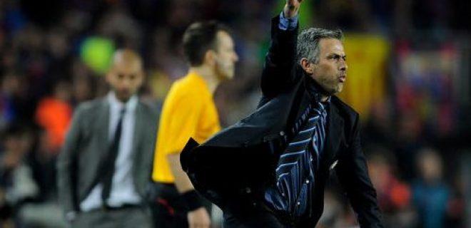 Mourinho Barcellona-Inter