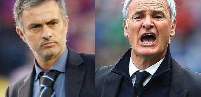 Mourinho-Ranieri