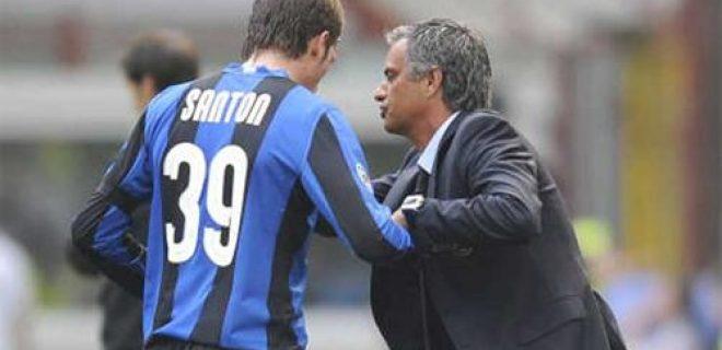Mourinho Santon