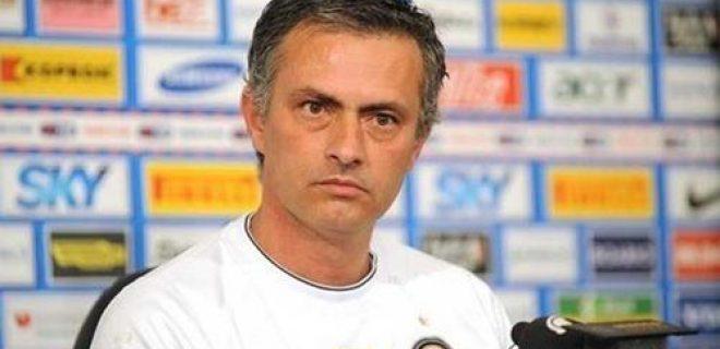 Mourinho conferenza