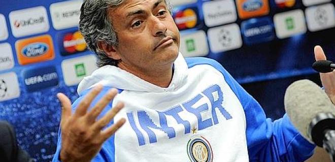 Mourinho conferenza stampa