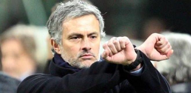 Mourinho manette