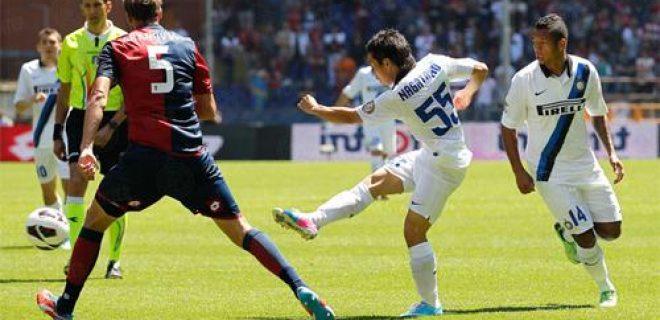 Nagatomo Genoa-Inter
