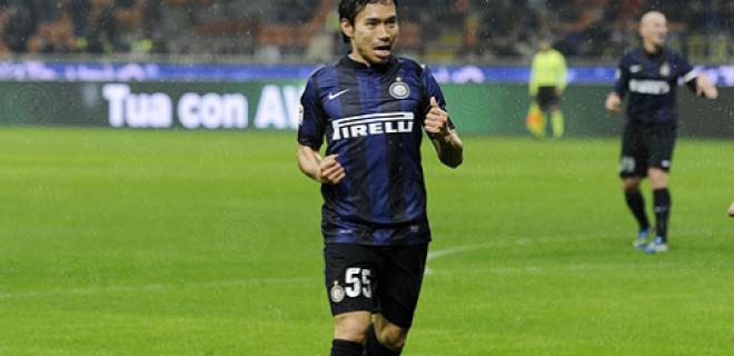 Nagatomo Inter-Chievo Verona