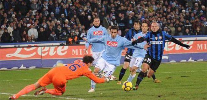 Napoli-Inter 2010