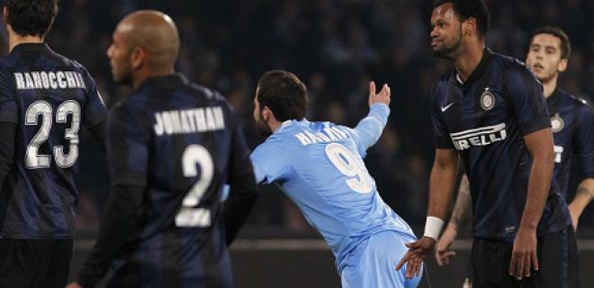 8. Gonzalo HIGUAIN - 1 gol ogni 142 minuti
