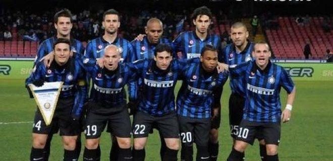 Napoli-Inter foto squadra